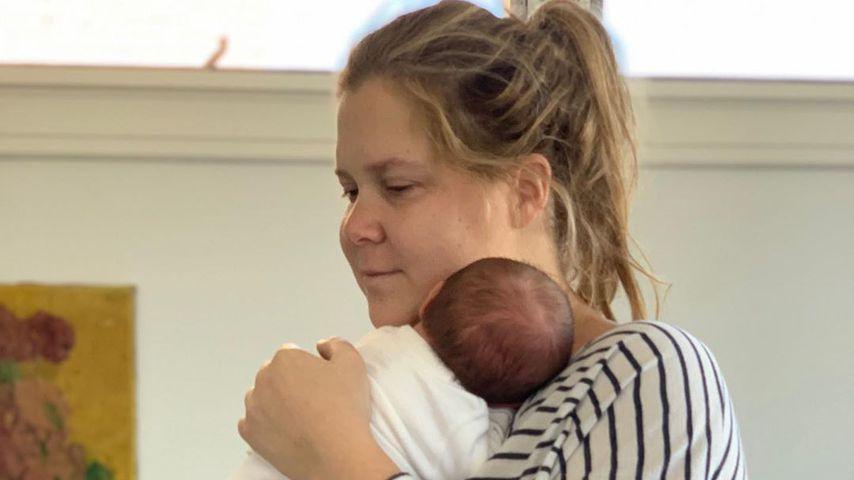 """""""Frauen sind Krieger"""": Amy Schumer über harte Schwanger-Zeit"""