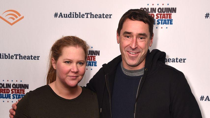 Amy Schumer und Chris Fischer im Januar 2019