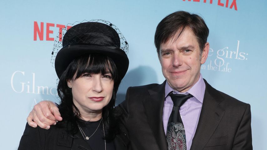 Amy Sherman-Palladino und Daniel Palladino in Los Angeles