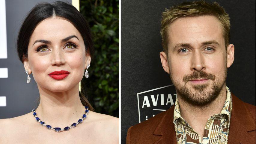 """""""Blade Runner"""": Ana de Armas war wegen Ryan Gosling nervös"""