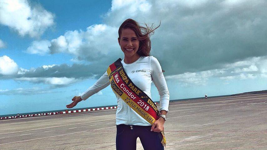 """Miss Condor: Sie ist die Favoritin der """"Miss Germany""""-Girls!"""