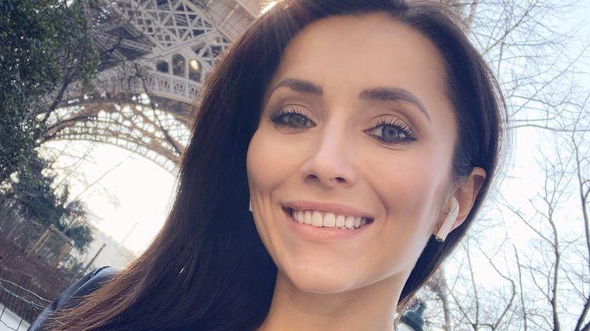 Anastasiya Avilova im Februar 2019