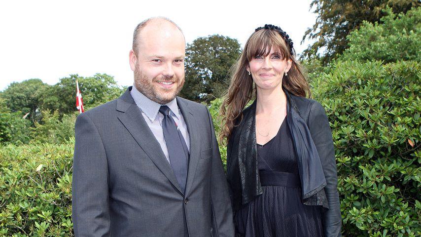 Anders Holch Povelsen mit seiner Frau Anne