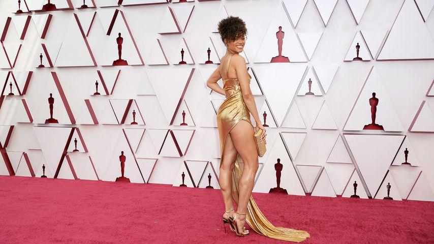 Andra Day bei den Oscars 2021 in Los Angeles