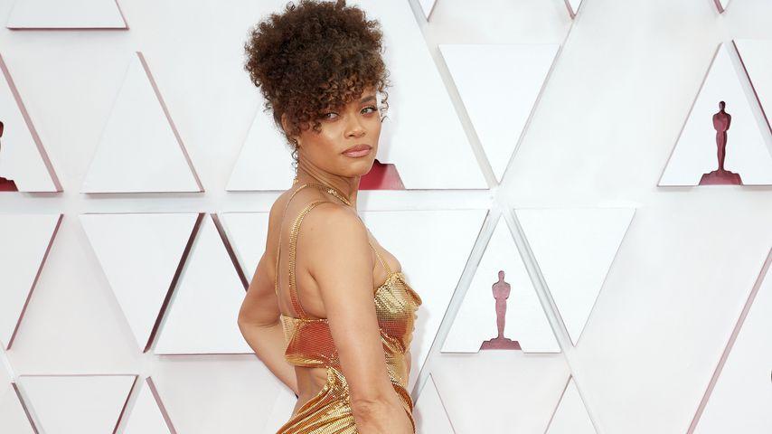 Andra Day bei der 93. Oscar-Verleihung, 2021