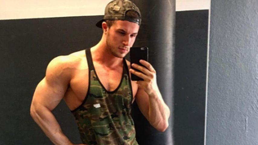 André Merzdorf im Gym