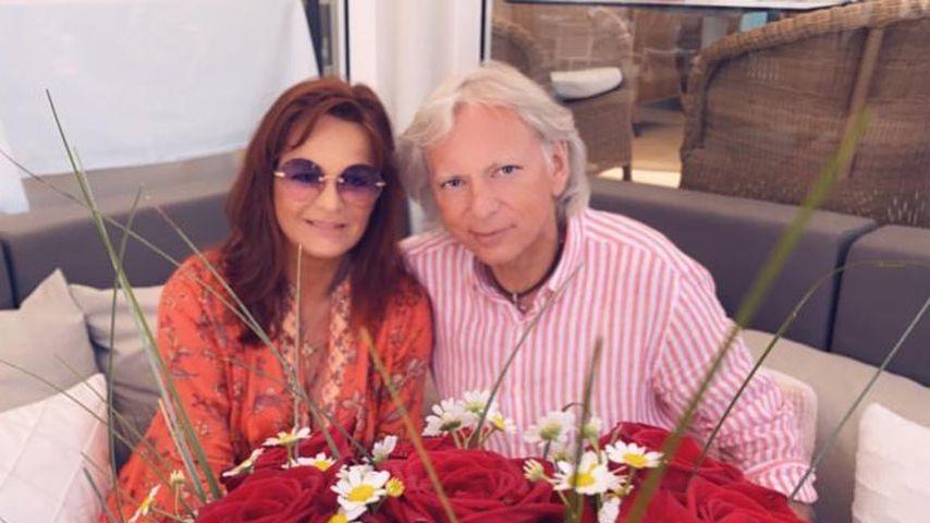 Andrea Berg und ihr Mann Ulrich Ferber