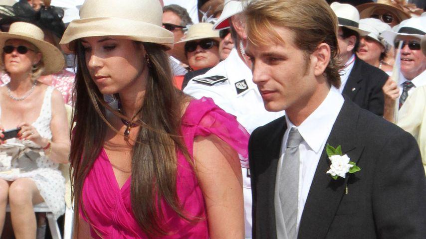 Andrea Casiraghi: Er hat seine Tatiana geehelicht!