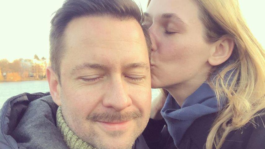 David Wehle und Andrea Gerhard im Dezember 2020