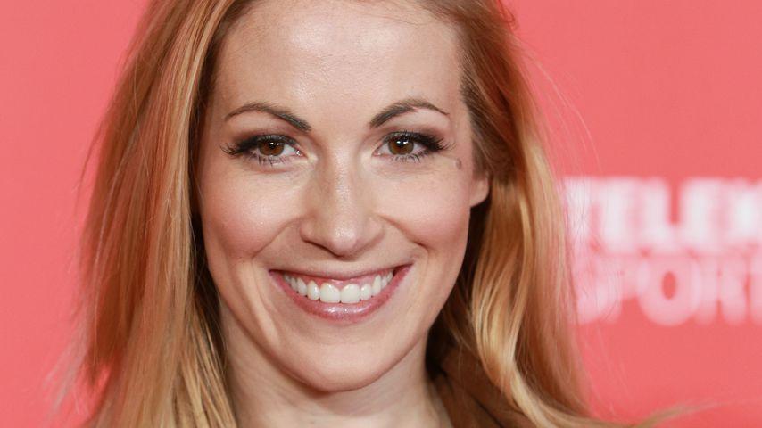 Süße Baby-News: Andrea Kaiser wird zum 1. Mal Mutter