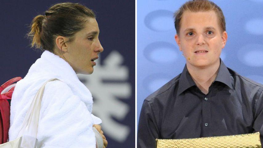 Tod mit 26: Tennis-Star Petkovic weint um ihren größten Fan