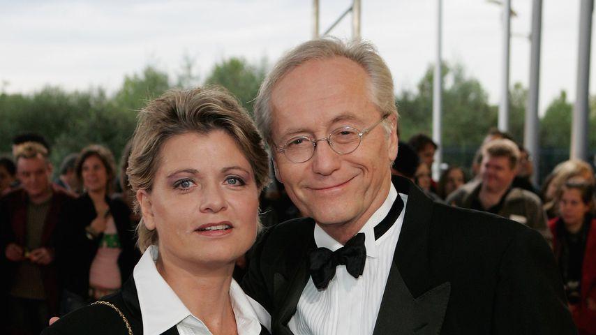 Andrea Spatzek und Joachim Luger beim Deutschen Fernsehpreis