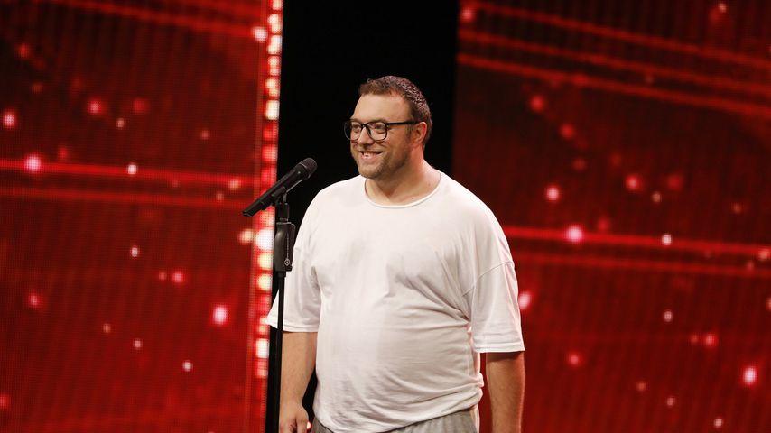 "Andreas Maintz bei ""Das Supertalent"" 2018"