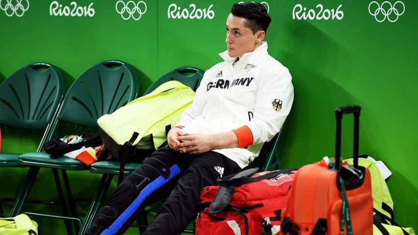 Andreas Toba bei den Olympischen Spielen 2016