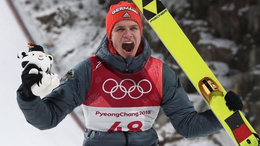 Andreas Wellinger: Deutscher Olympia-Hottie holt Gold!