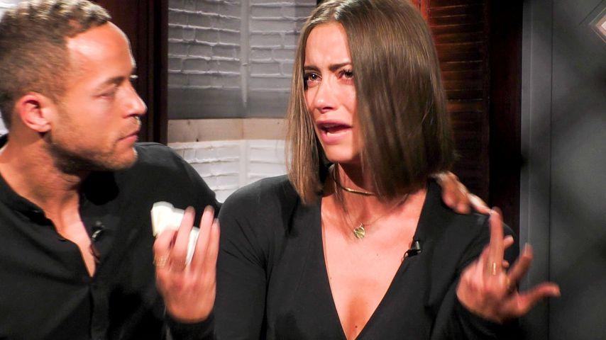 """Andrej Mangold und Jennifer Lange bei """"Das Sommerhaus der Stars"""""""