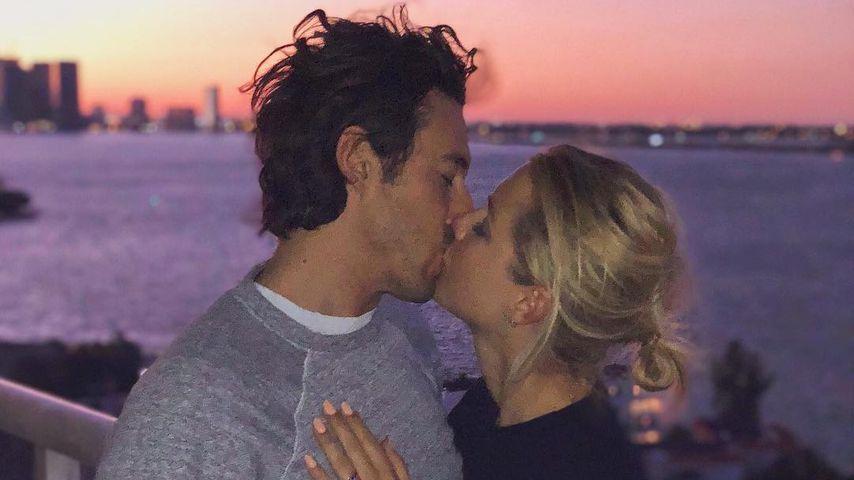 Andrew Joblon und Claire Holt in Florida