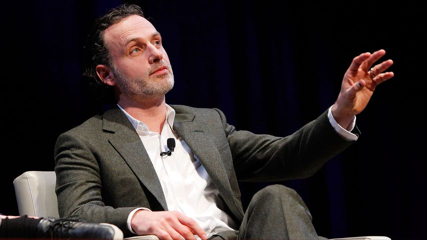 "Rick Grimes zaubert? Andrew Lincoln hat ""Harry Potter""-Job!"