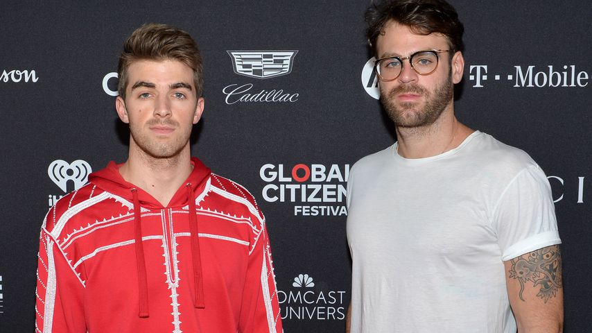 The Chainsmokers: Andrew Taggart und Alex Pall (r.)