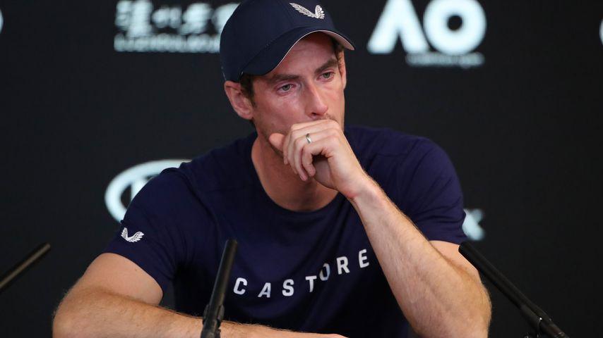 Tennis-Star Andy Murray verkündet unter Tränen Karriereende