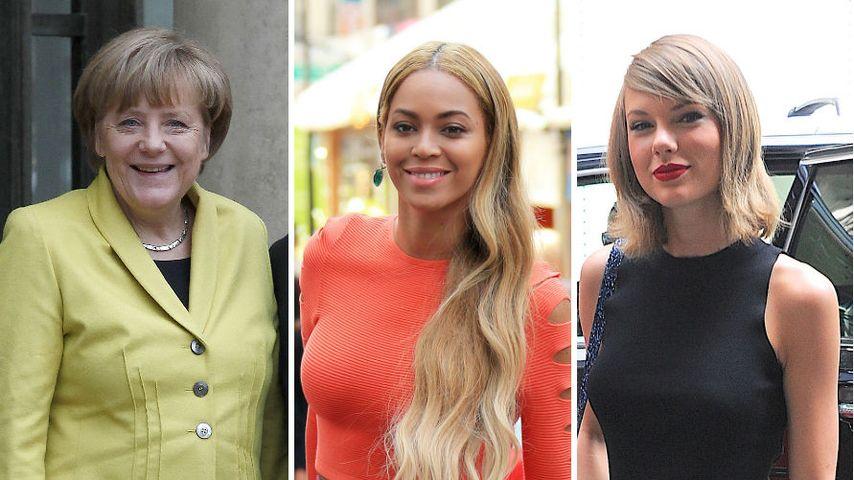 Mächtigste Frau 2015: Angela Merkel hängt sie alle ab