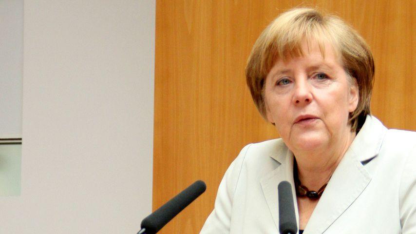 Angela Merkel bleibt die mächtigste Frau der Welt