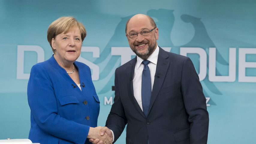 Merkel besiegt Schulz: So reagiert das Netz auf TV-Duell