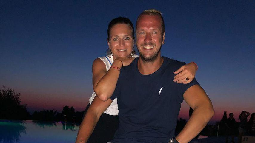 Angela und Pascal Hens im Juli 2018