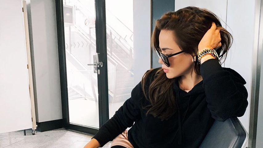 Angelina Heger im Mai 2019