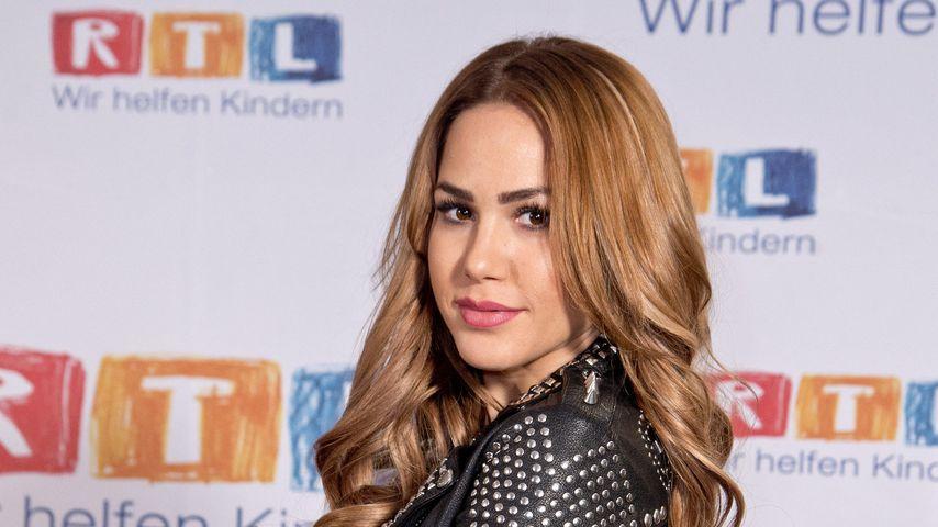 Angelina Heger beim RTL-Spendenmarathon