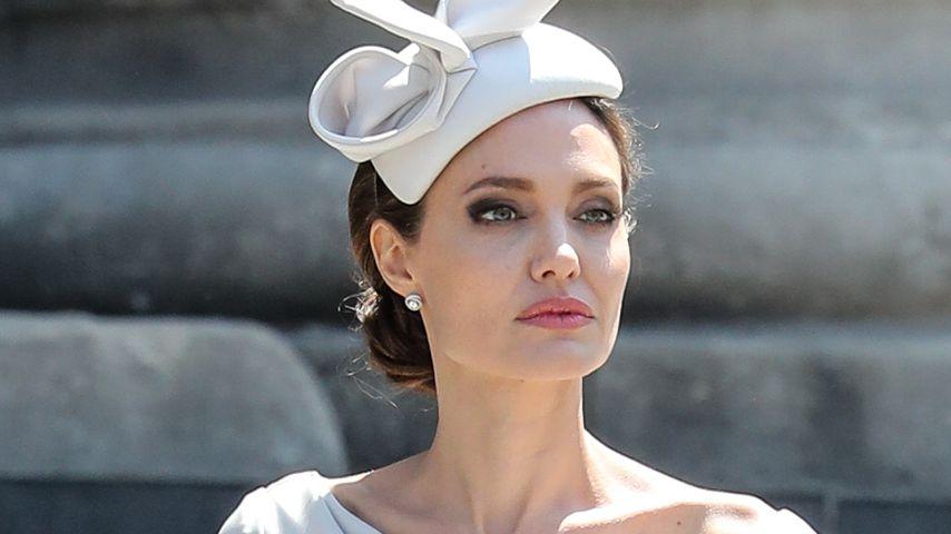Angelina Jolie verplant Leben der Kids – ohne Brads Wissen