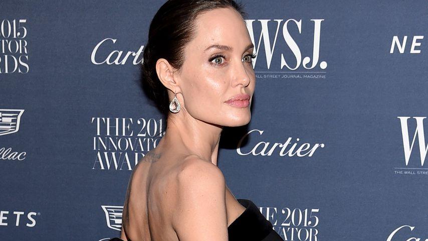 Angelina Jolie, Hollywood-Schönheit