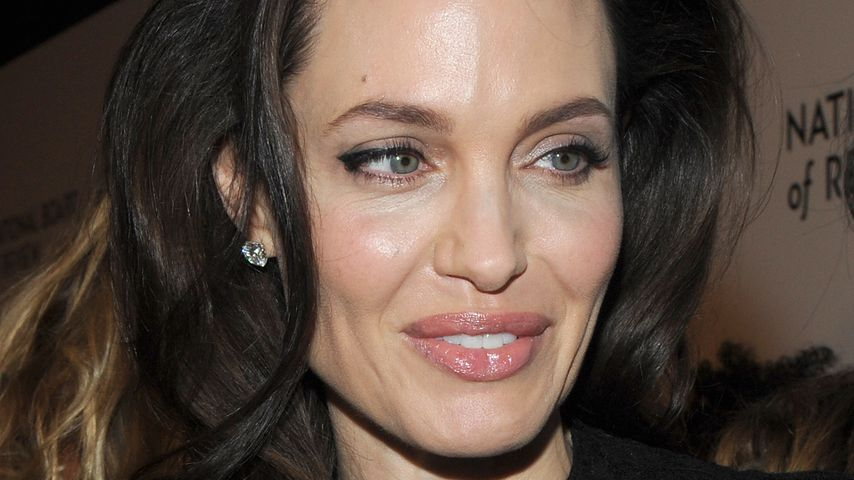 Angelina Jolie bei der National Board Of Review Gala 2018