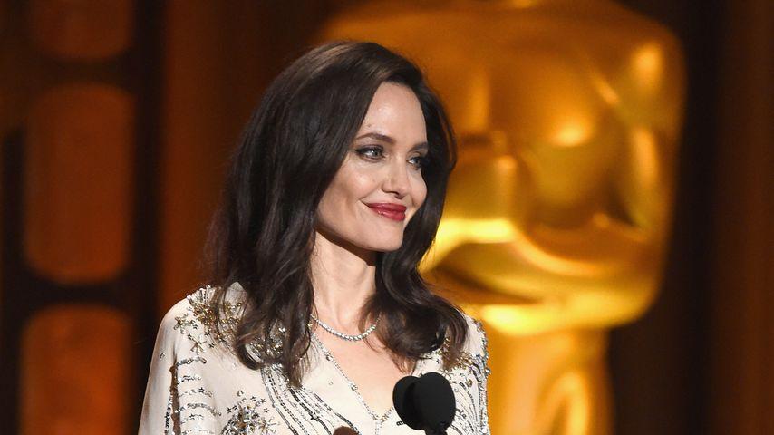 Angelina Jolie, 2017