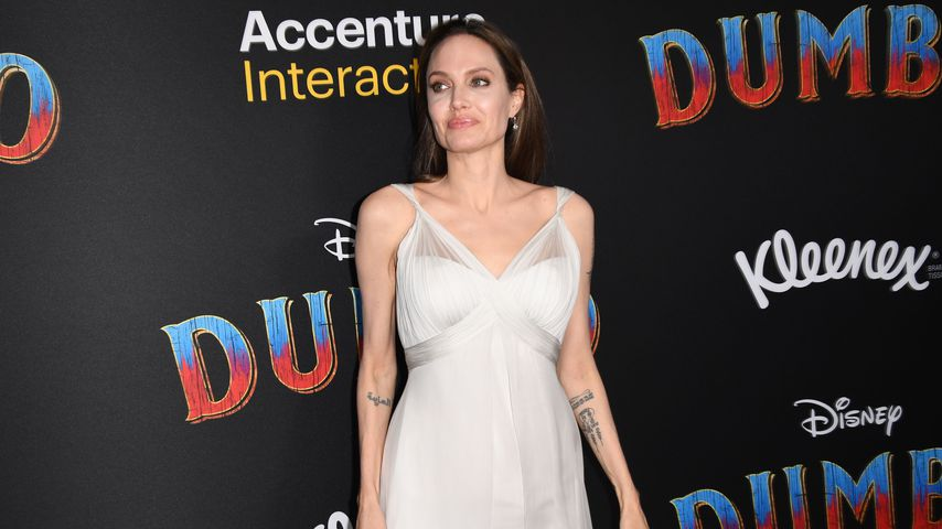 "TV-Star packt aus: Angelina Jolie sei ""wirklich furchtbar"""