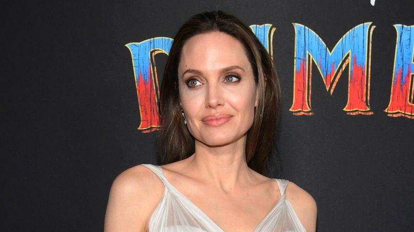 """Angelina Jolie bei der """"Dumbo""""-Premiere im März 2019"""