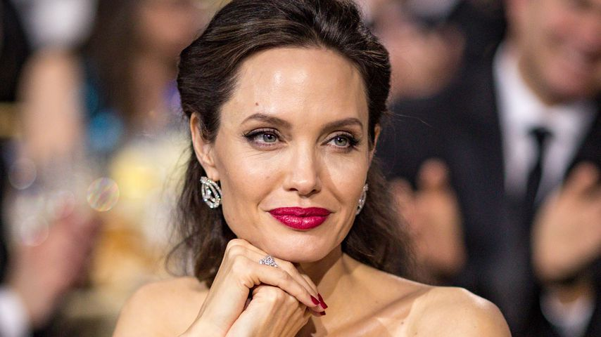 Angelina Jolie bei den Critcs' Choice Awards 2018