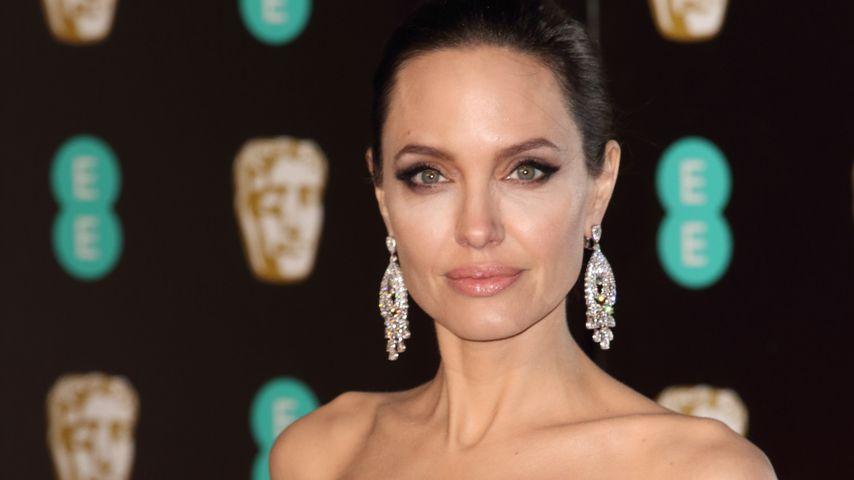 Brads angebliche Flamme: Wie verletzt ist Angelina Jolie?