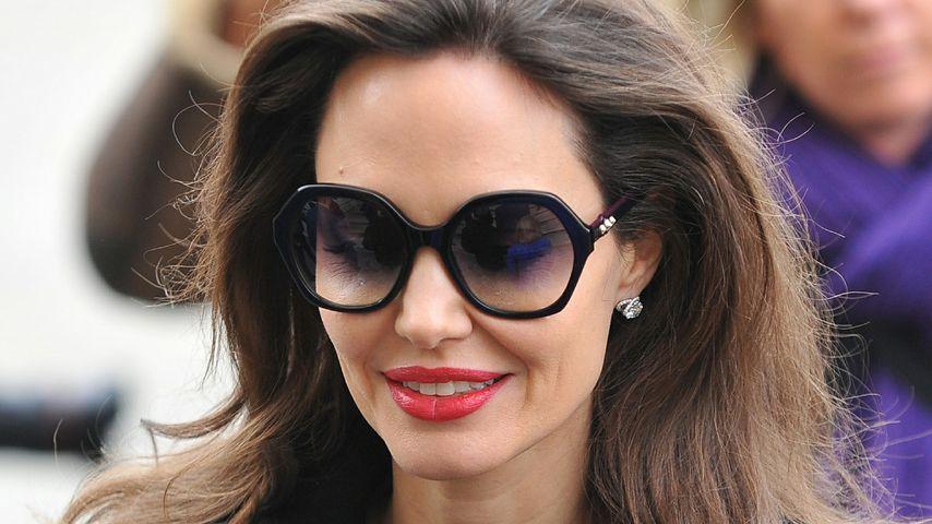 Angelina Jolie in Frankreich