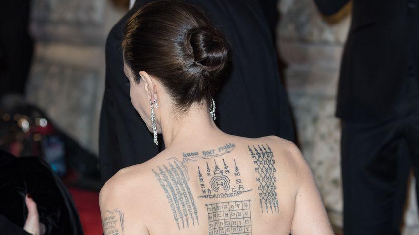 Angelina Jolie im Februar 2018