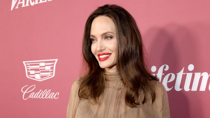 Angelina Jolie im September 2021 in Kalifornien