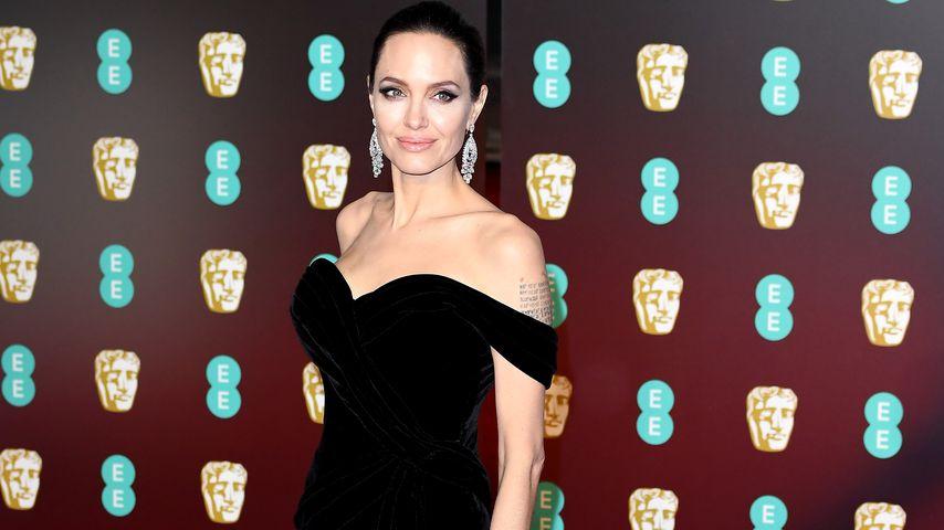Angelina Jolie auf den EE British Academy Film Awards