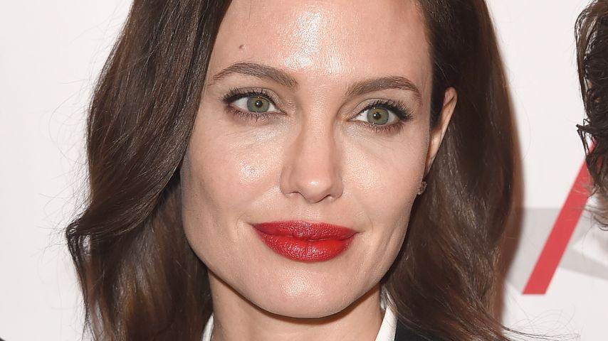 Nach OP: Keine Kinder mehr für Angelina Jolie!