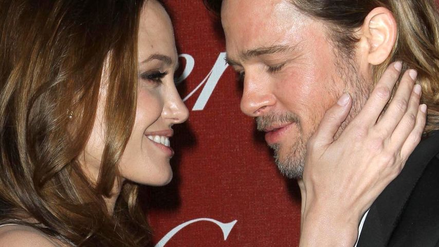 Baby! Ist Angelina Jolie etwa wieder schwanger?