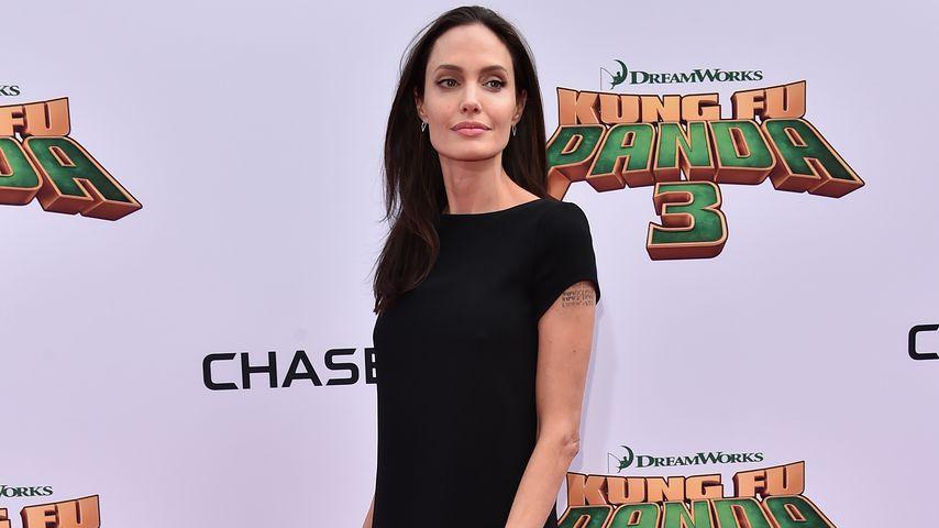 Angelina Jolie bei einer Filmpremiere 2016