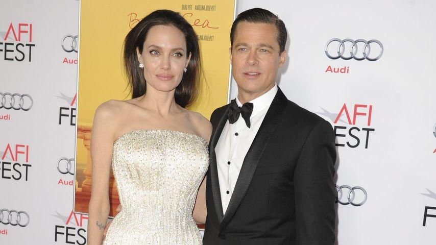 Filmsex! Angelina Jolie plaudert über Bettszenen mit Brad