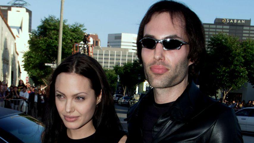 Angelina Jolie und James Haven, Juni 2001 in Los Angeles