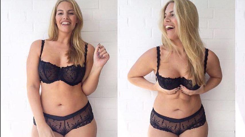 """""""Zu dick fürs Modeln?"""": So schwer hatte es Angelina Kirsch"""
