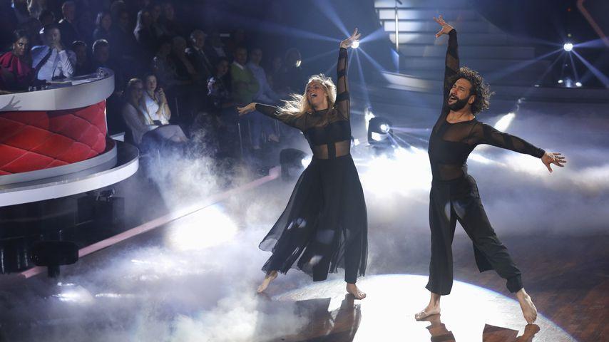 Angelina Kirsch und Massimo Sinató tanzen Contemporary