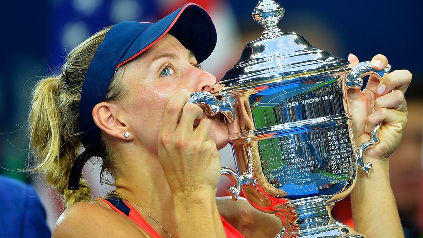 Nach US-Open-Sieg: Promis freuen sich für Angelique Kerber!